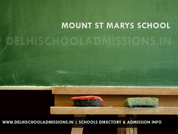 Mount St Marys School