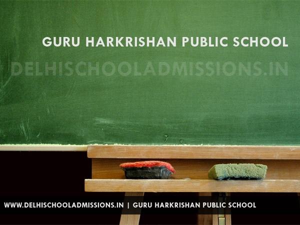 Guru Harkrishan Public School Hargobind Enclave