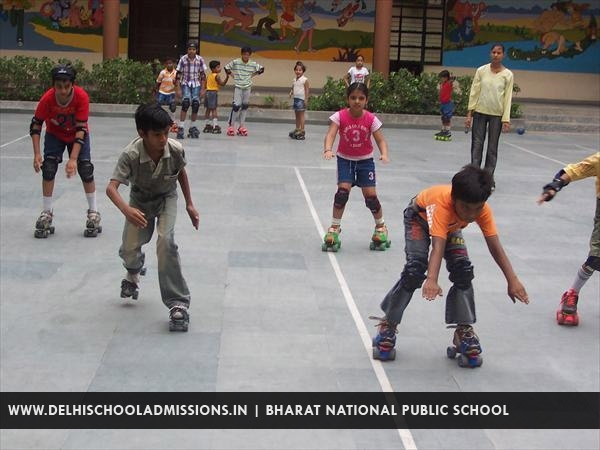 Bharat National Public School