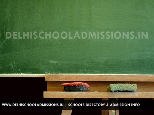 Delhi Public School (Dps), Dwarka