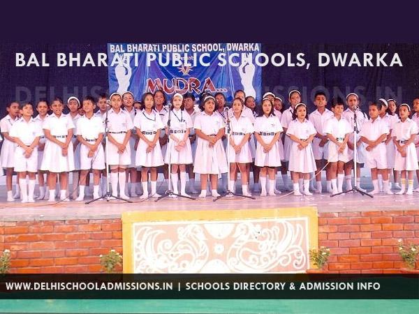 Bal Bharati Public Schools, Dwarka