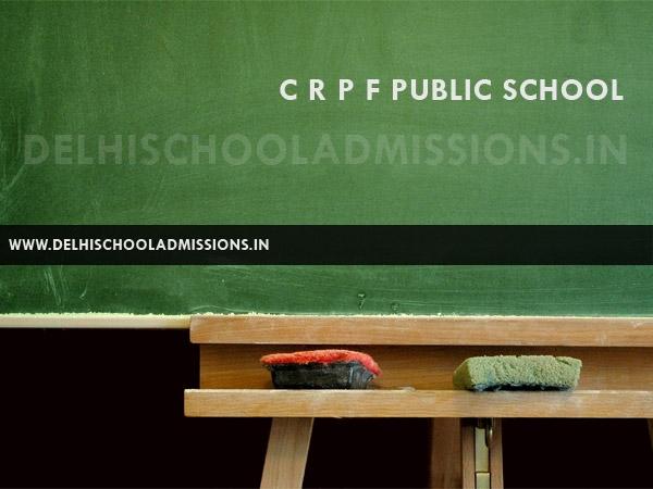 C R P F Public School