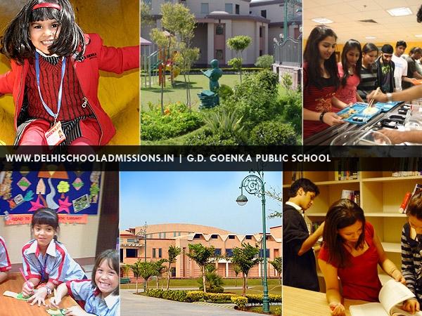 G. D. Goenka Public School, Rohini