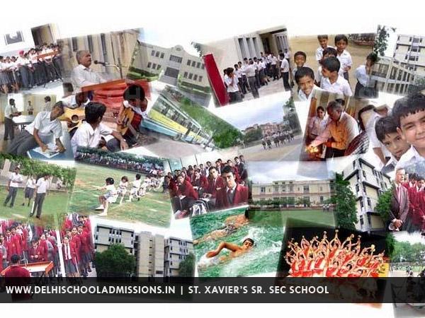 St. Xaviers Sr. Sec School