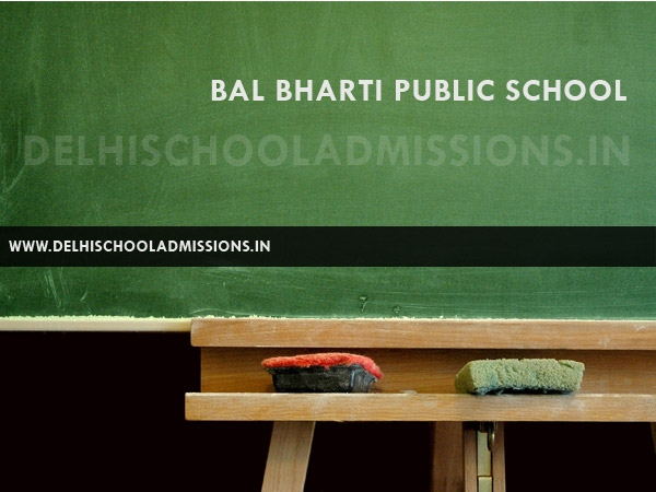 Bal Bharti Public School Pitampura