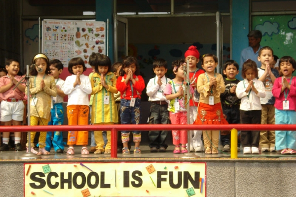 Delhi Public School - DPS - R K  Puram, Nursery Admission Year 2018