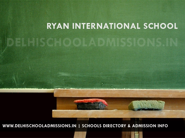 Ryan International School Vasant Kunj