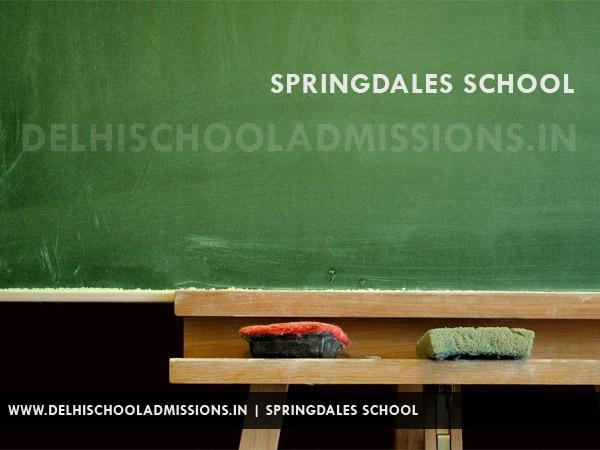 Springdales School