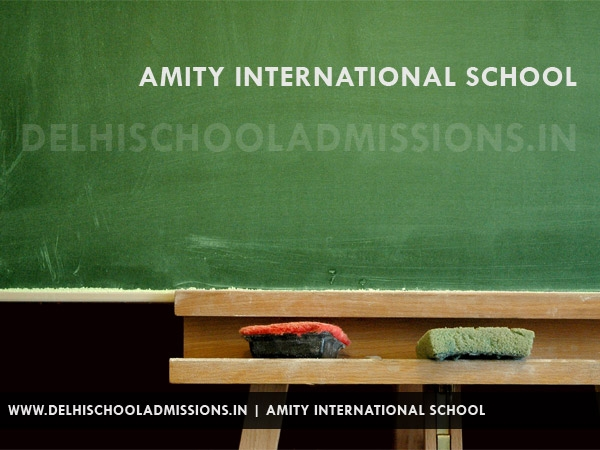 Amity International School Pushp Vihar