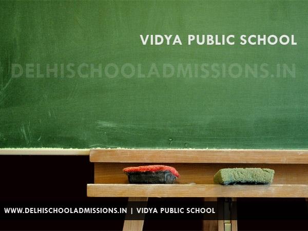 Vidya Public School
