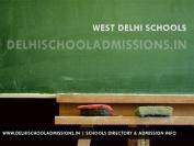 St. Froebel School, Paschim Vihar