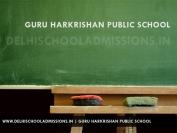 Guru Harkrishan Public School Tilak Nagar