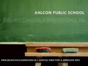 Ahlcon Public School
