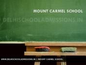 Mount Carmel School Dwarka