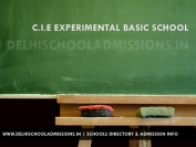 C.I.E Experimental Basic School