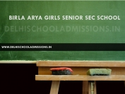 Birla Arya Girls Senior Secondary School
