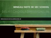 Bengali Boys Sr Sec School