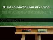 Bright Foundation Nursery School