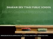 Dharam Dev Tyagi Public School