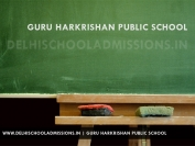 Guru Harkrishan Public School Grater Kailash