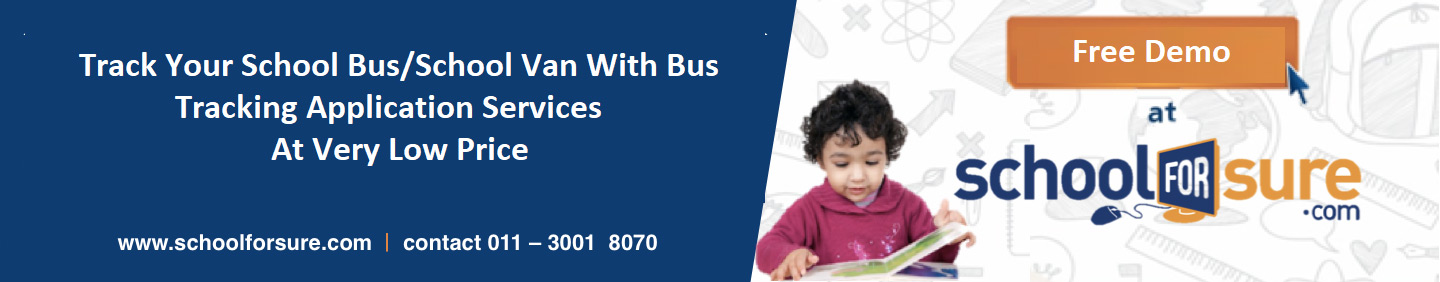 School For Sure AD BANNER - Apply Online for Nursery Admission in Delhi Schools | Pay Tuition Fee 2017 - 2018